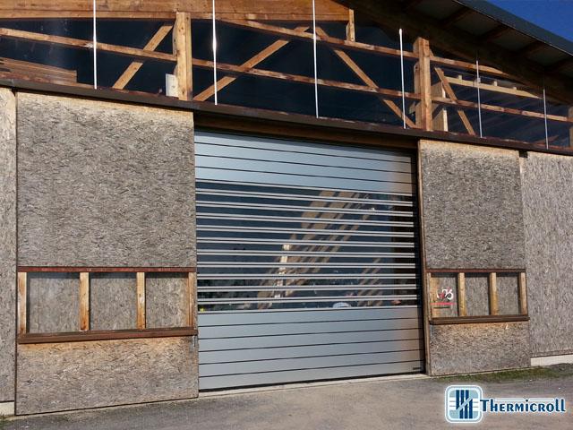 ¿Como son las puertas industriales? Fase de diseño.