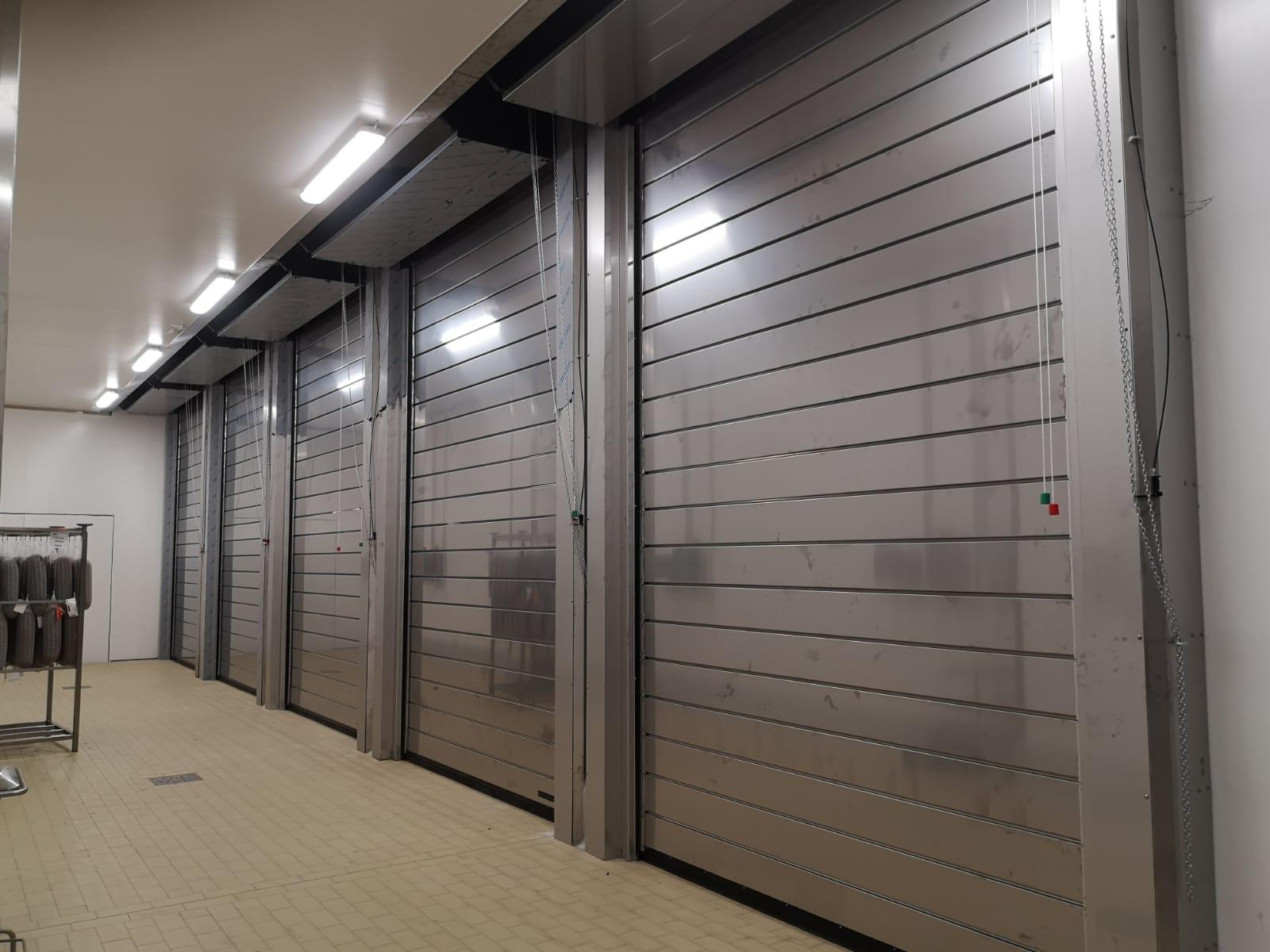 Puertas aislantes – Refrigeración
