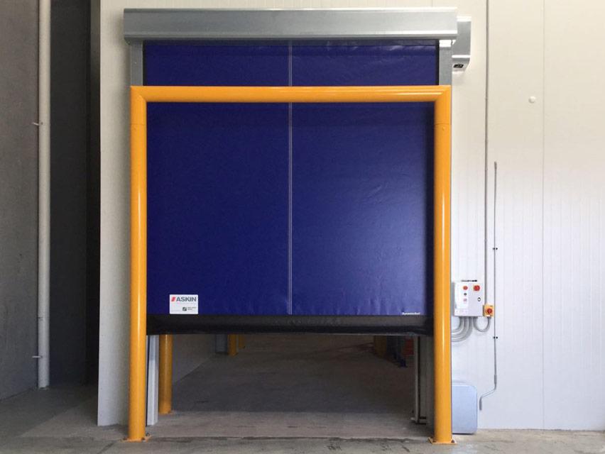 Puertas rápidas industriales – Todo lo que necesitas saber