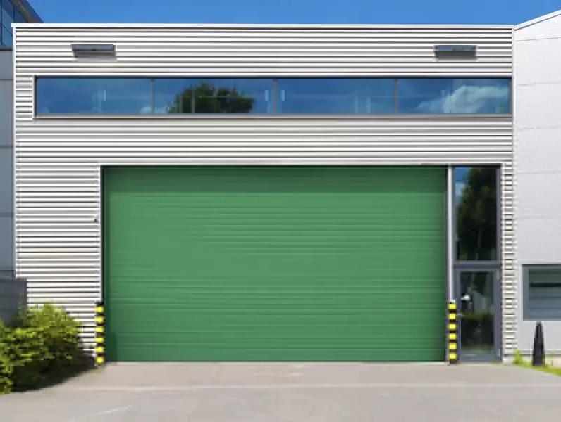 puertas enrollables industriales